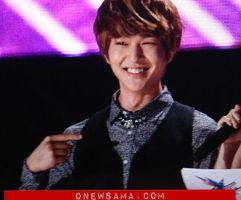 Onew: 120909 In Your Eyes by waterbirdART
