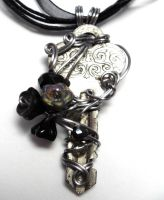 Custom Passage pendant for AP by sojourncuriosities