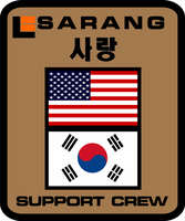 Sarang Support Crew by viperaviator