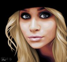 Ashley Olsen by lisa86