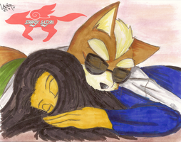 We Sleeping 2 by StarFox-Saiyan