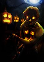 Contest-Entry 2/2 ~Halloween Never Ends~ by ChershireHatter