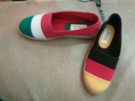 italy and germany shoes! by pri-daydreams