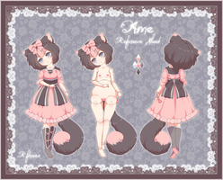 Ame Reference Sheet by Riftress