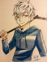 ROTG Jack Frost by ketmon