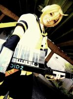 Vocaloid2: Rock Star by epic-phail-cosplay