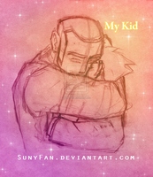 My kid by SunyFan