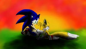 C'mon Tails by GNTS