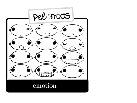 Pelontos's emoticon by mydina