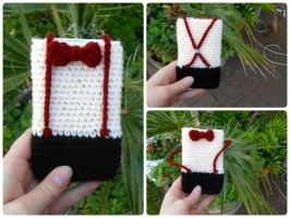 'Doctor Who' Eleventh Doctor Phone Case. by Mahala-Ann