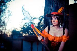 Bewitching Nidalee: Here mousy, mousy, mousy... by DidsRainfall
