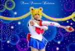 Sailor Moon R Atack by renataeternal
