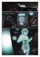 Toonami Comic 01 by Gairon
