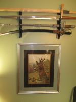 Sword Rack by HeirPythias