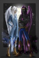 Dark and Light by Zardra