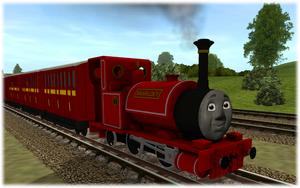 Simply Skarloey by DarthAssassin