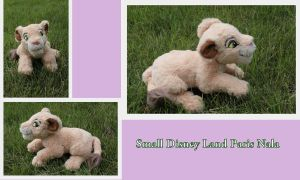 Small DLP Nala cub by Laurel-Lion