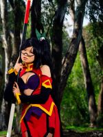 Battle Costume Litchi Preview 1 by SNTP