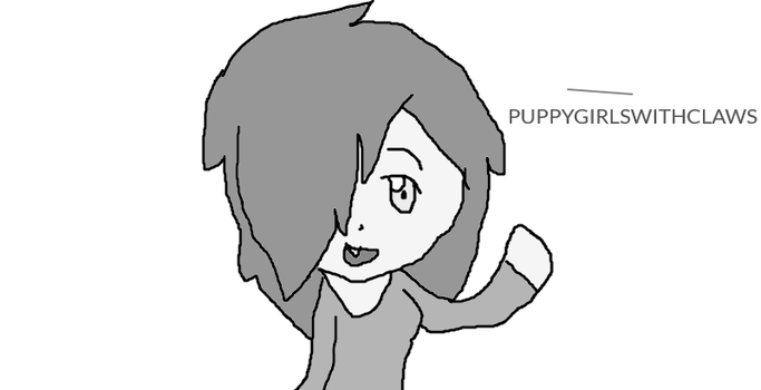 SUPER CRAPPY ART!! by PuppyGirlWithClaws