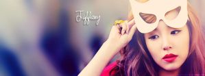 Tiffany (SNSD) - Facebook Cover by euphoriclover
