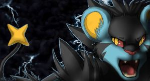 Luxray LOL by mirzers