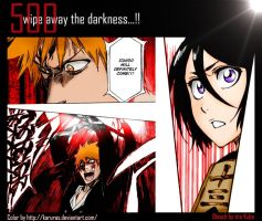 Bleach 500  Wipe Away the darkness...!! by KaruraS