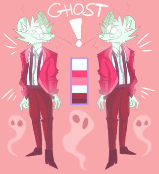 Ghost!: adopt auction by Twilerfall