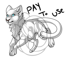 Feline Base, Pay to Use (lower price) by Lilwolfpard