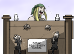 Winry Rockbell Tickling by PawFeather