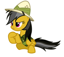 Daring-Do 48 by DrumblastingQuilava