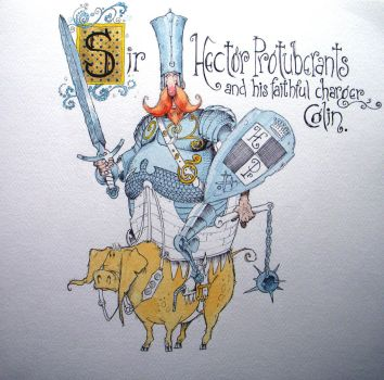 Sir Hector Protuberants by Shiantu