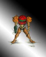 Samusy Colored Doodleness by shadow25