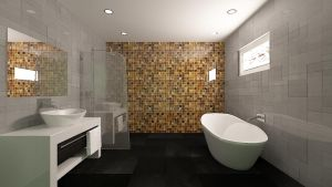bathroom design by petuxxx