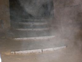 Stairs of the Dustcave by Shanna-the-Freak