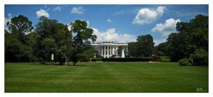White House by JCNProductions