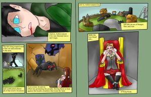 We 3 Kings pages 3-4 by ShadowCatGamer