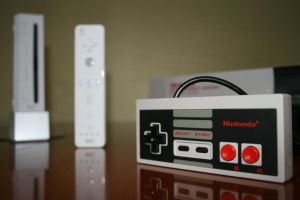 Leave luck to heaven NES WII by mathiasbeckmann