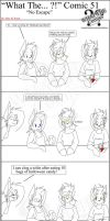 """""""What The"""" Comic 51 by TomBoy-Comics"""
