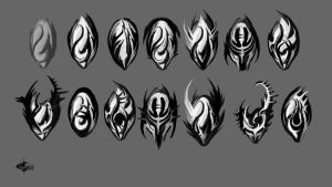 Practice 016: Masks by Gi1t