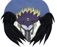 Comission - Beelzemon by Mistery-forever