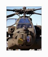Apache Face-off by OpticaLLightspeed