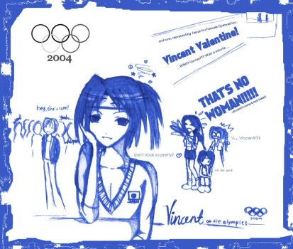 Olympic Contest Entry 2 by Immortal-Valentine