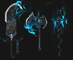 Frost Weapons by Frostwindz