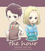 the hour fanart by panda423