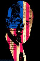 ron paul 3 by Bartistictouch