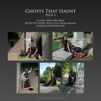 Pack4 Ghosts That Haunt by Elandria