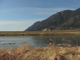 Vedder Canal~3/3/2015~3 by Mathayis