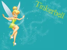 tinkerbell by CarterStreet