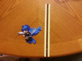 Chrom Perler by Claymmdude
