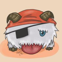 Pirate poro by Machus-san